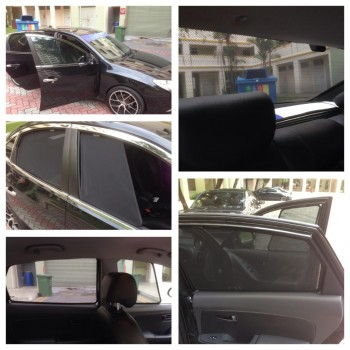 Laser Shades Magnetic Car Sunshade