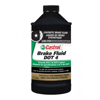 Castrol Brake Fluid DOT 4 - 354ml