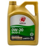 Idemitsu 0W-20 SN/GF-5 Fully Synthetic - 4L