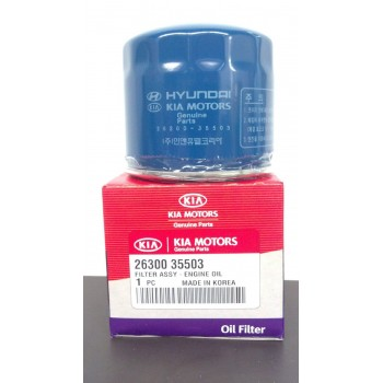 Kia 26300 35503 Engine Oil Filter (For Hyundai & KIA)