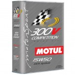 MOTUL 300V Competition 15W-50 - 2 Litres