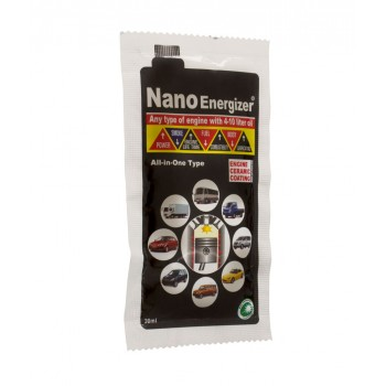 Nano Energizer Ceramic Coating (All-In-One) Engine Treatment - 30ml