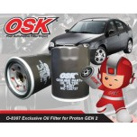 OSK MD135737 Mitusbishi, Proton Engine Oil Filter