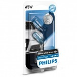 PHILIPS WhiteVision W5W T10 4300K (Twin)