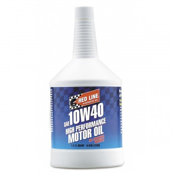 Red Line 10W40 Engine Oil - 1 Quart