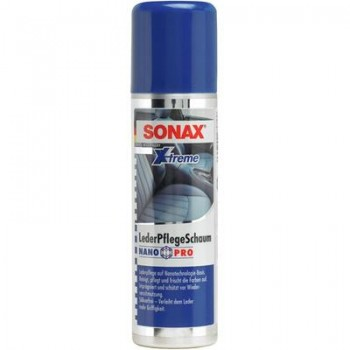 Sonax Xtreme Leather Care Foam