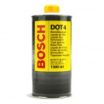 Bosch DOT 4 Brake Fluid - 1 Litre