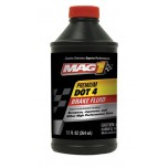MAG 1 DOT 4 Premium Brake Fluid -354ml (USA)