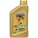 Castrol Power 1™ 4T 10W50 Full Synthetic Motorcycle Oil - 1 Quart