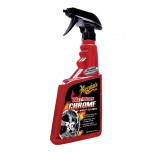 Meguiar's® Hot Rims™ Chrome Wheel Cleaner. 24 oz .