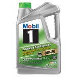 Mobil 1 Advance Fuel Economy 0W-20 - 5 qt