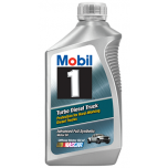 Mobil 1 5W-40 Turbo Diesel Truck Synthetic Motor Oil - 1 Quart