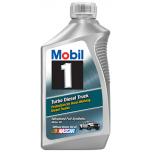 Mobil 1 5W-40 Turbo Diesel Truck Synthetic Motor Oil - 1 Quart