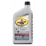 Pennzoil Platinum 5W-20  - 1 qt (946ml)