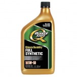 Quaker State 5W-50 Ultimate Durability Full Synthetic Engine Oil - 1 qt(946ml)