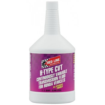 Red Line H-Type CVT - 1 qt (946ml)