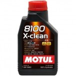 Motul X-Clean 8100 5W-40 Fully Synthetic Engine Oil - 1L